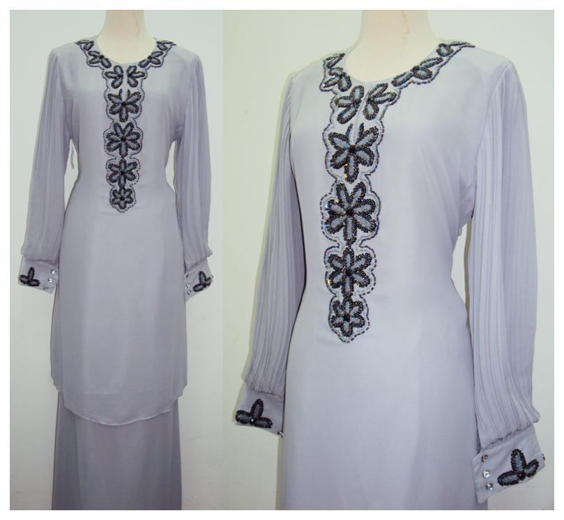 Foto Baju Kebaya Riau Pahang