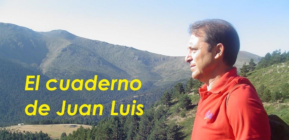 El cuaderno de Juan Luis Gordo