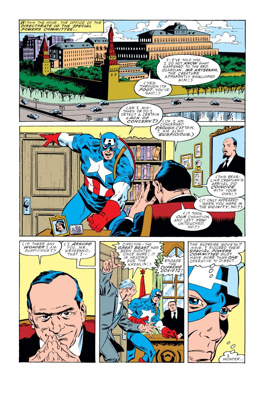 Captain America (1968) Issue #353 #285 - English 16