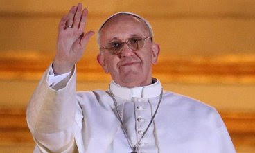 Jorge Mario Bergoglio of Argentina is the New Pope