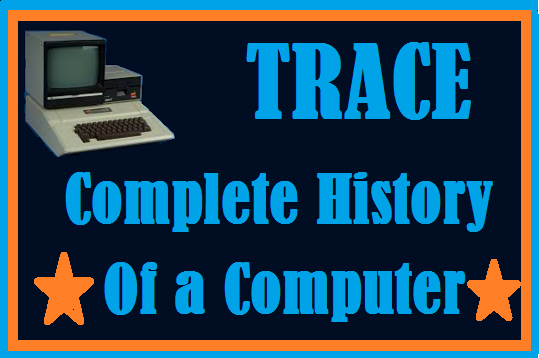 Trace Complete History of hardware Software of your  computer at one click