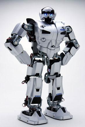 العريس الألكترونى - روبوت - رجل الى - robot