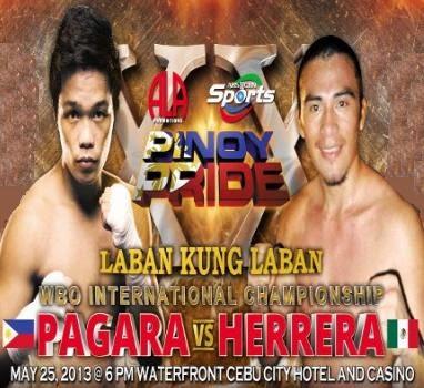 Pinoy Pride 20 Results: Jason Pagara Beat Aaron Herrera