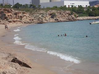 Small Beach turquoise sea photos - Vandellòs - l'Hospitalet de l'Infant -Tarragona