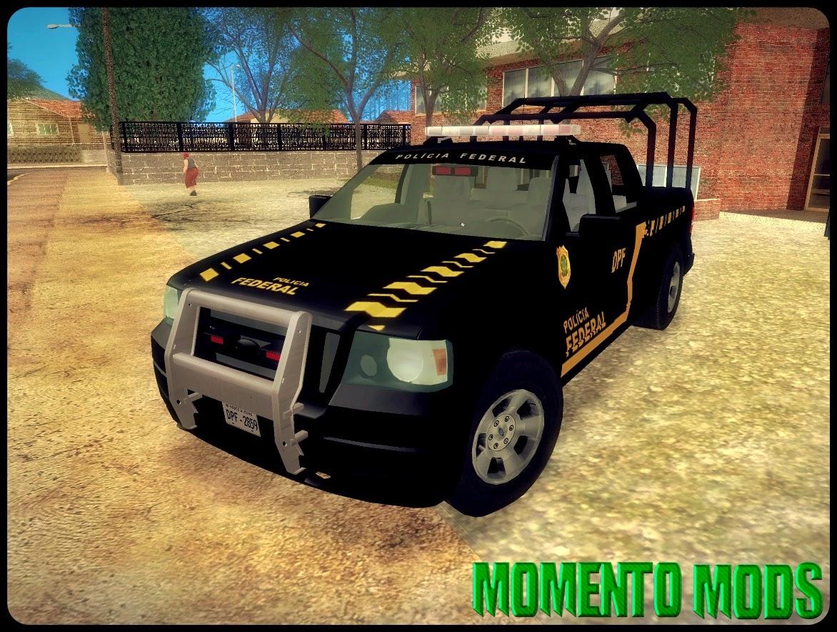 GTA SA - Ford F-150 Policia Federal