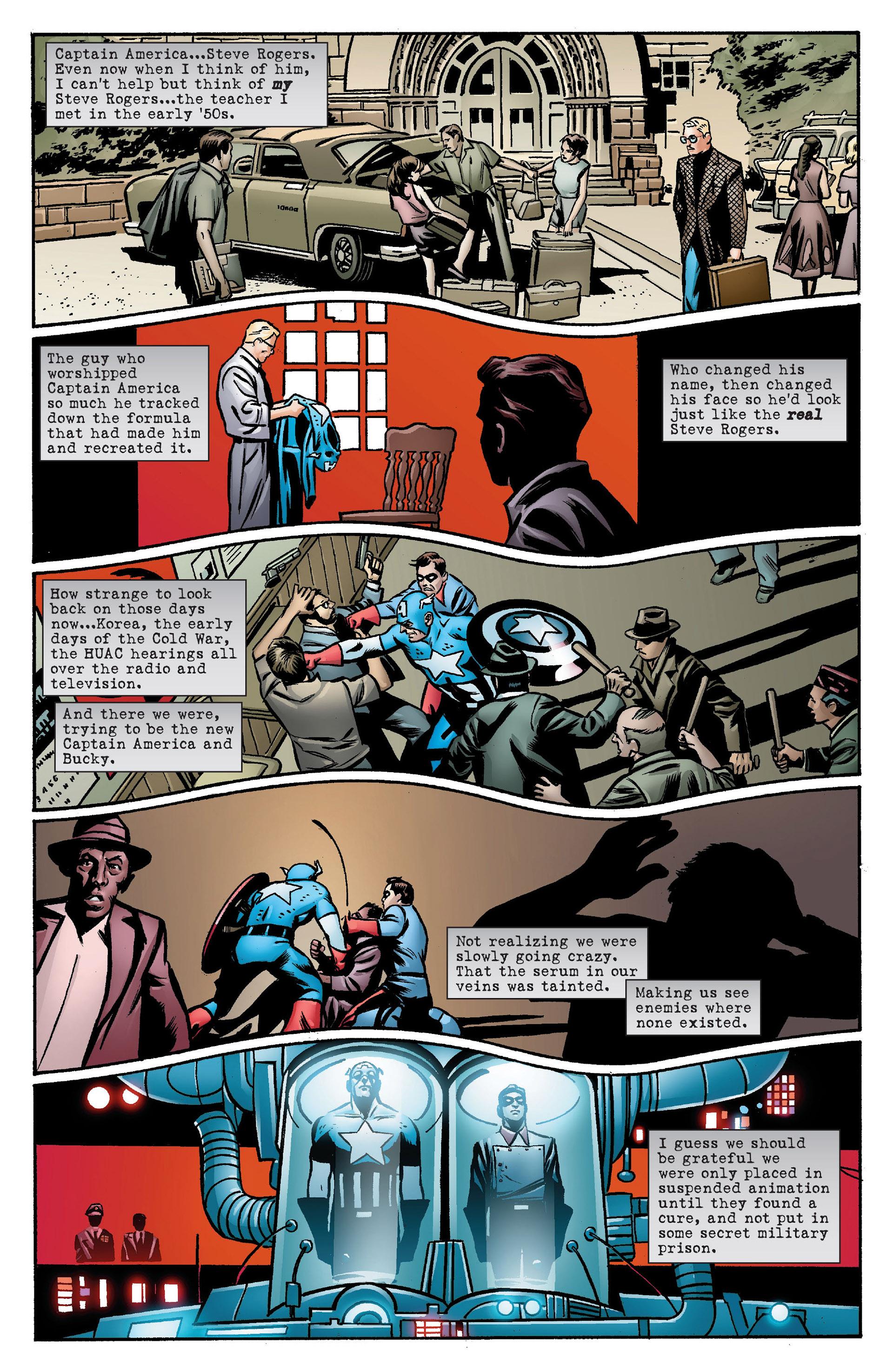 Captain America (2005) Issue #7 #7 - English 6