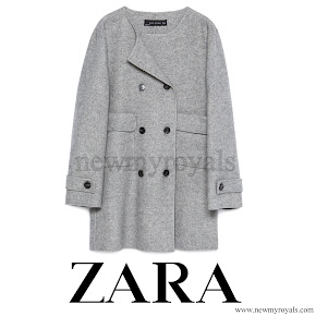 Princess Marie Style ZARA hand made coat