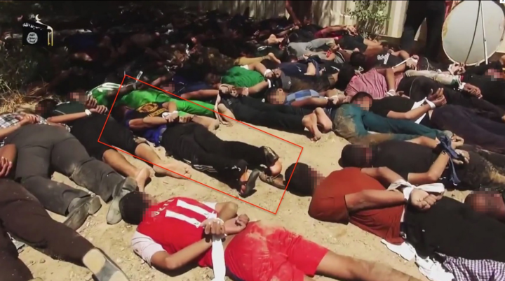 Ali Hussein Kadhim, an Iraqi soldier and a Shiite, was condemned to death along with hundreds of others captured by ISIS militants in June. He was supposed to die in […]