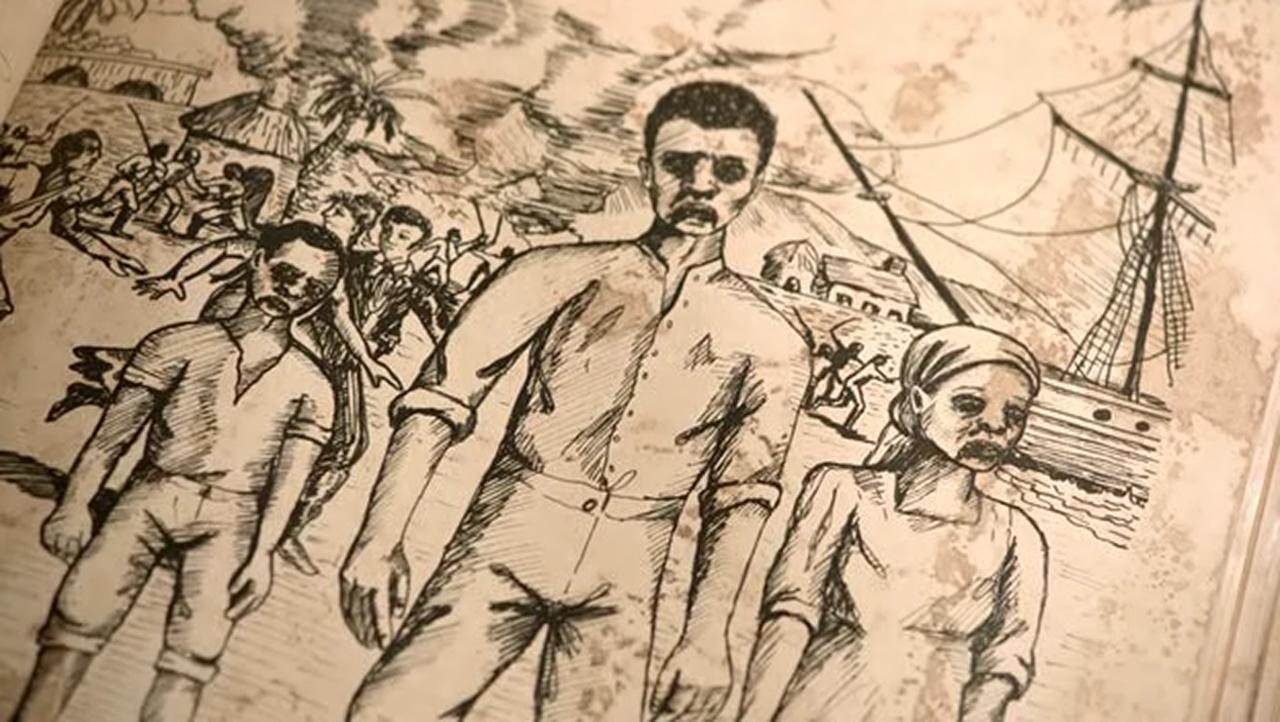 """Immagine Zombie tratta dalla serie tv """"Grimm"""""""