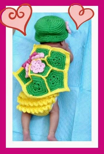 Turtle Photo Prop
