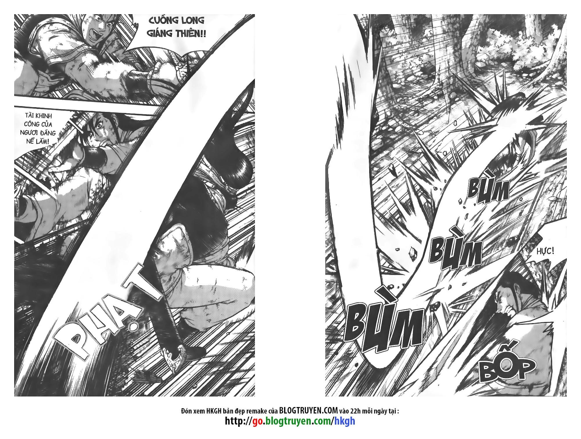 Hiệp Khách Giang Hồ - Hiệp Khách Giang Hồ Chap 299 - Pic 18