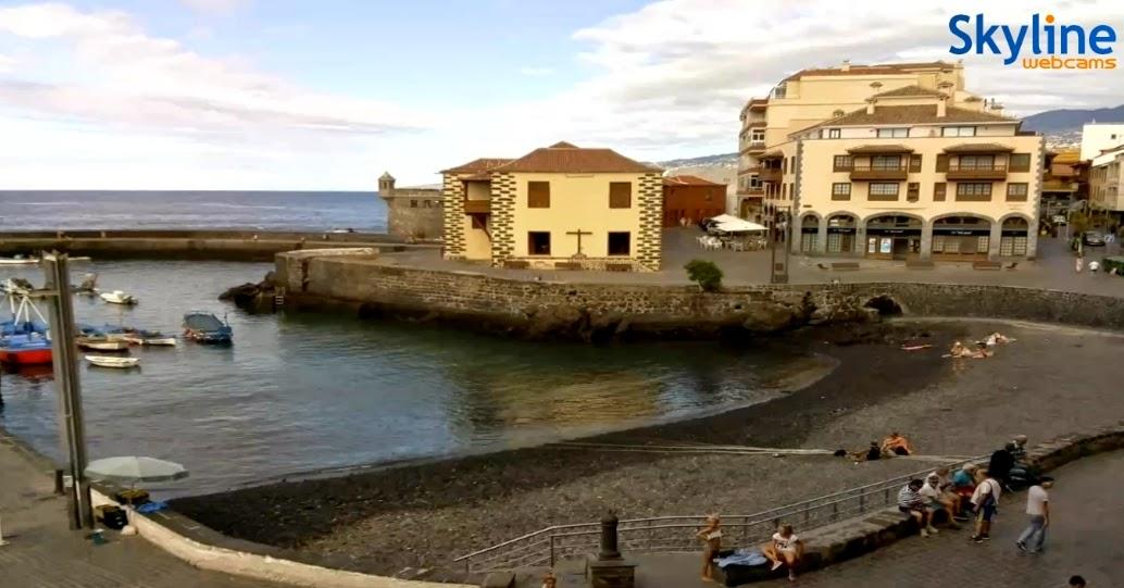 Canarylive24 le web cam alle canarie - Puerto de la cruz webcam ...