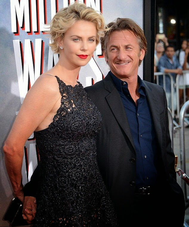 Charlize Theron was stealing the show during her attend for Sean Pean new filming, A Million Ways To Die In The West in Los Angeles on Thursday, May 15, 2014.