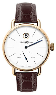 Montre Bell & Ross WW1 Heure Sautante Or Rose