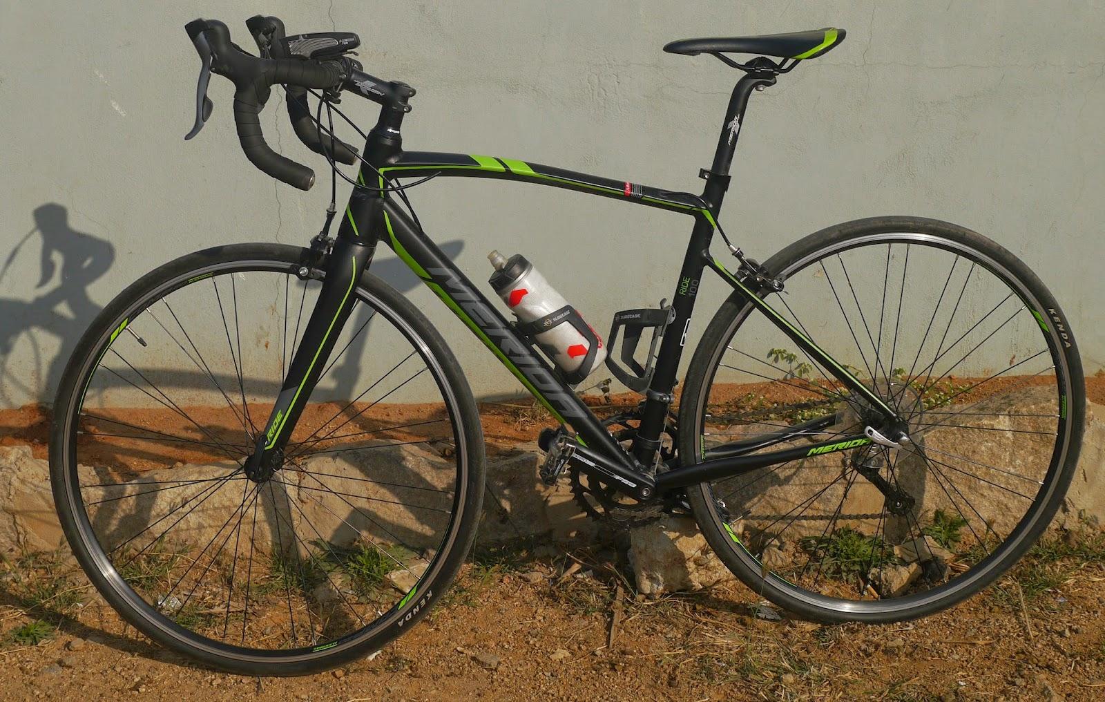The Bike Affair: Merida Ride 100