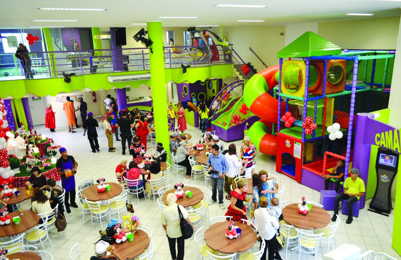 Blog da revista Festa Viva: Buffet Infantil Week