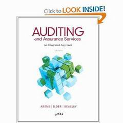 Auditing and Assurance Services 14th Edition, Arens PDF Download