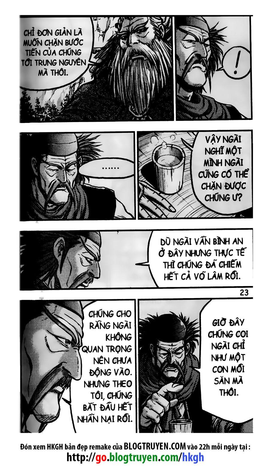 Hiệp Khách Giang Hồ chap 404 Trang 24 - Mangak.info