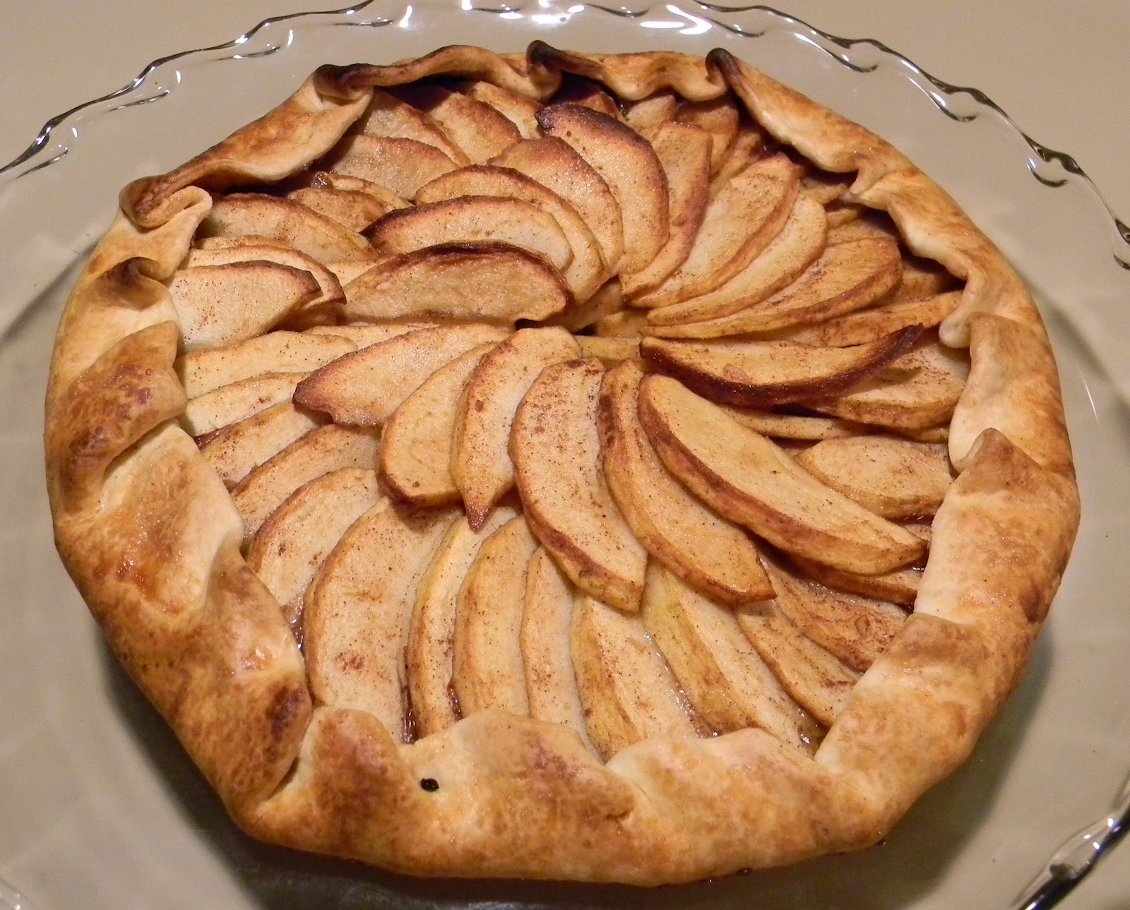 bake it Comments Off on Free Form Apple Tart
