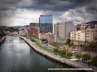 La Ria de Bilbao y Torres Isozaki