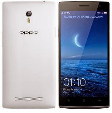 12 Hp Oppo Murah layar lebar Agustus 2014