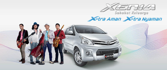 All New Xenia Airbag