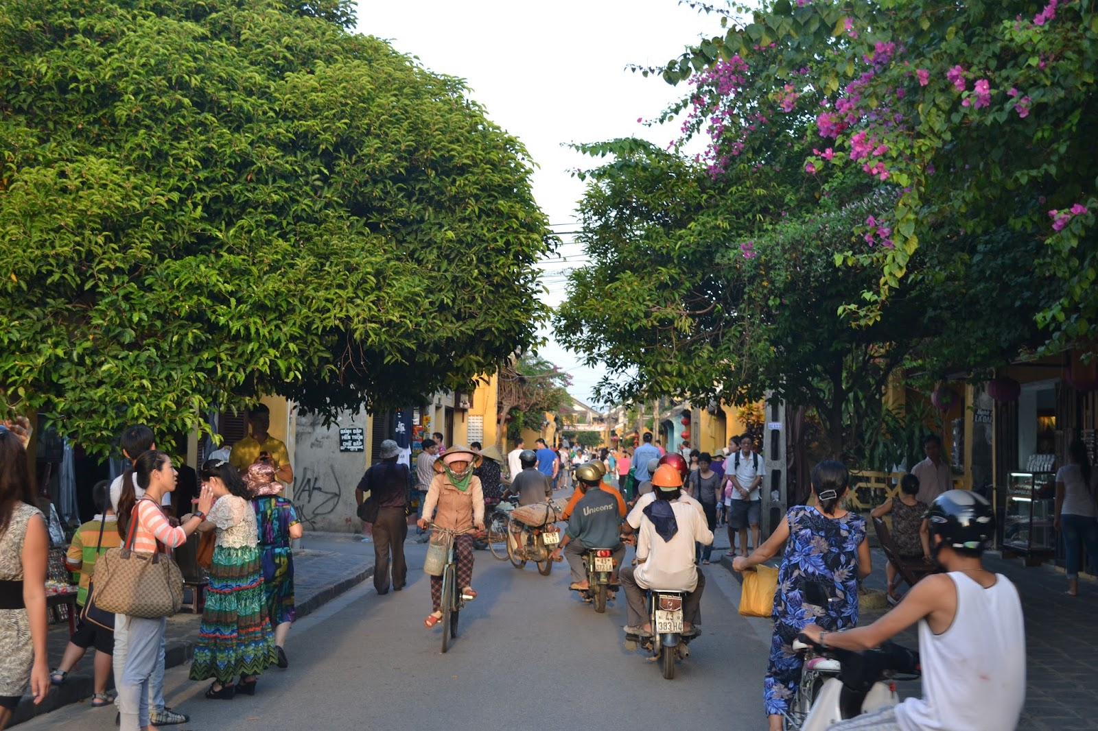 Old town streets, Hoi an