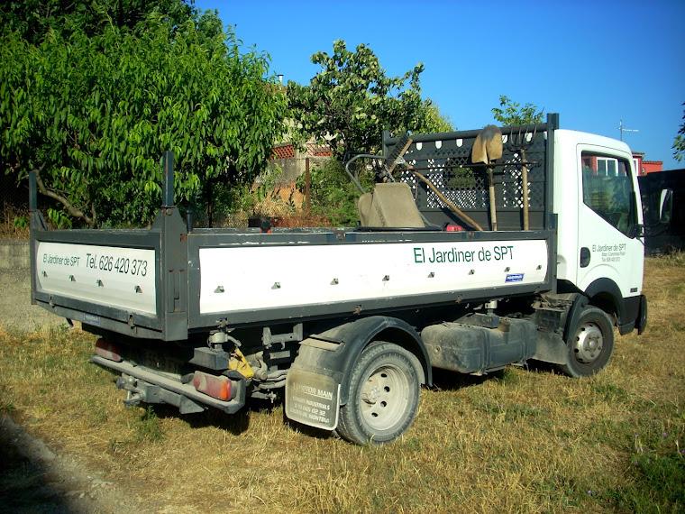 El camionet