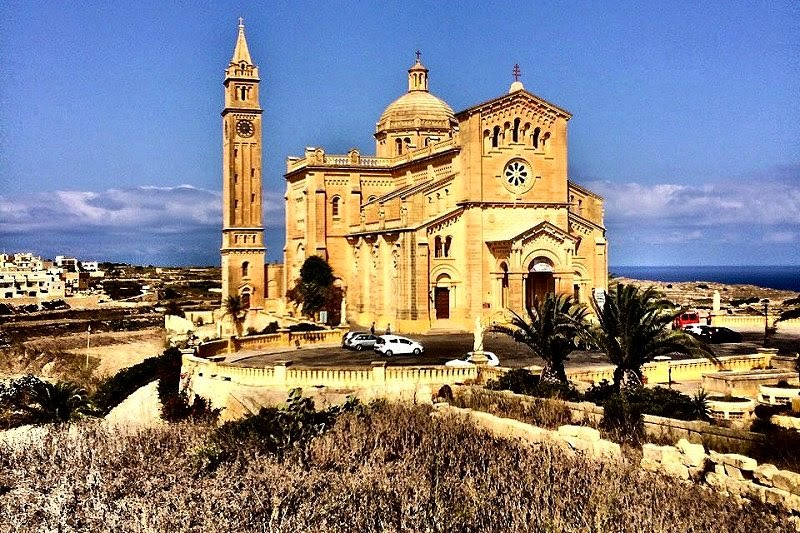 Santuario Ta'Pinu Ghar Gozo