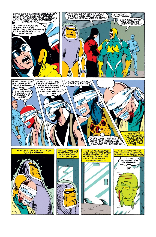 Captain America (1968) Issue #391 #324 - English 21