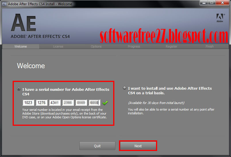 Adobe Photoshop Cs4 Free download With keygen