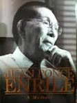 Juan Ponce Enrile: A Memoir