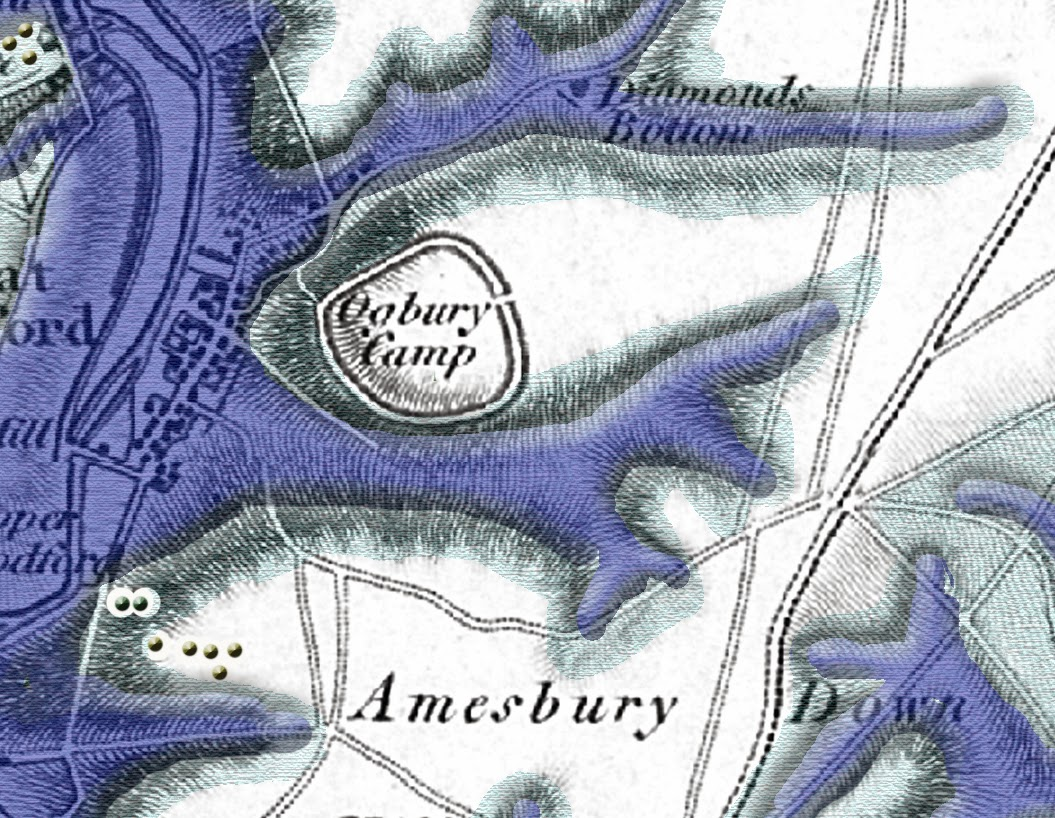 Prehistoric Ogbury Camp