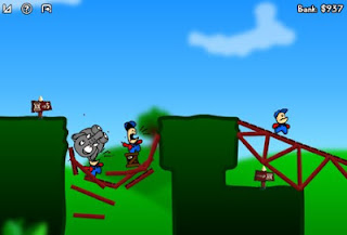 Download Cargo Bridge | Game Membangun Jembatan Flash
