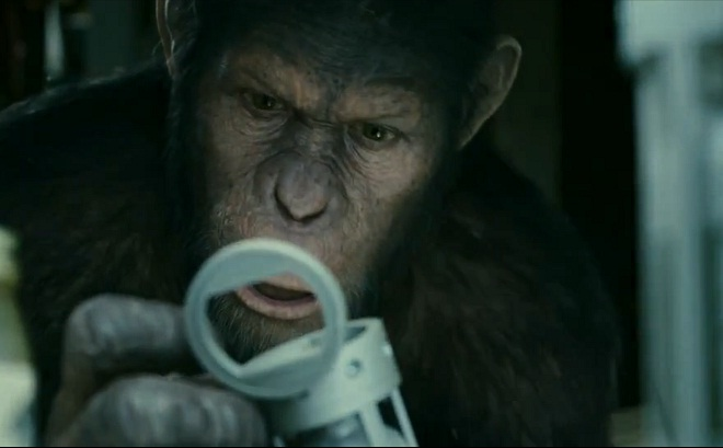 Cesar Sự Nổi Dậy Của Bầy Khỉ - Rise of the Planet of the Apes (2011)