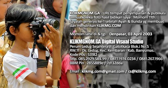 Klikmgnom.ga - Momom 11th Fotografer Muda Indonesia