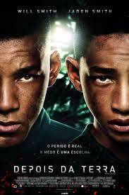 """Poster do filme """"Depois da Terra"""""""