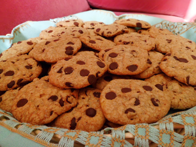 Chocolate chip cookies 0