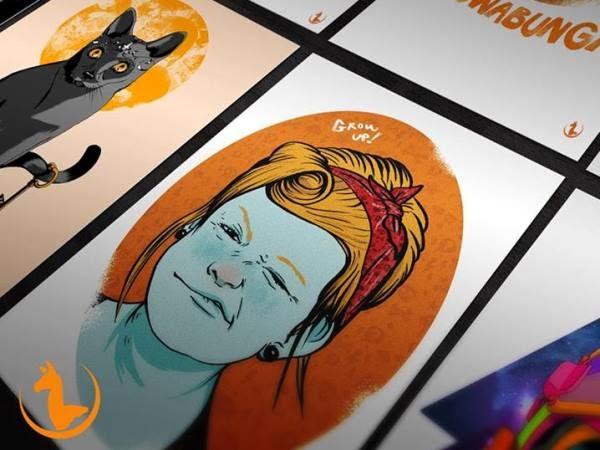 Ilustradores de Campina Grande desenvolvem empresa que vende produtos criativos