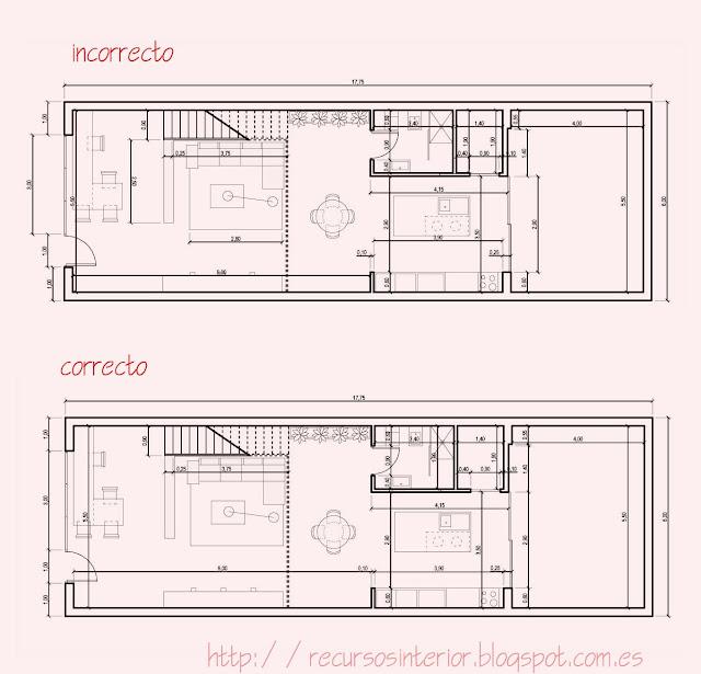 Acotar correctamente en autocad recursos interior for Libros de planos arquitectonicos
