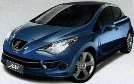 Home Car Collections  Peugeot 208   Peugeot 208 Price