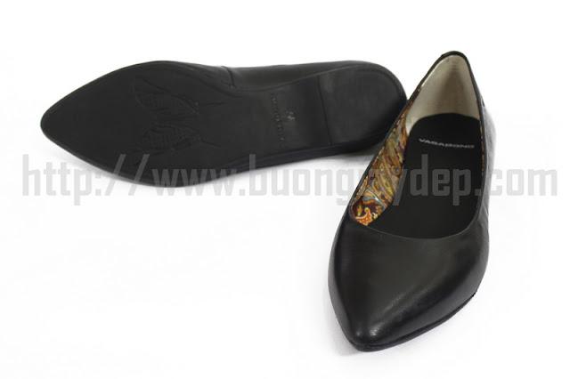 Bán sỉ giày bệt Vagabond VNXK nguyên hộp