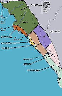culturas prehispanicas de sinaloa