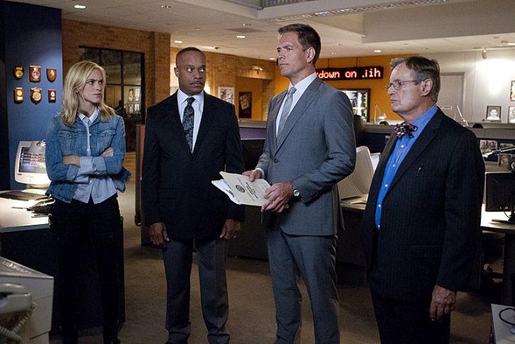 NCIS - Episode 12.01 - Twenty Klicks - Promotional Photos