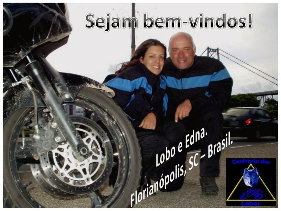 Confraria dos Lobos - Motociclismo estradeiro.