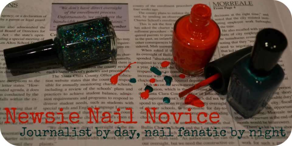 Newsie Nail Novice