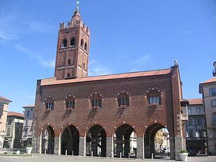 Arengario palazzo sede del comune