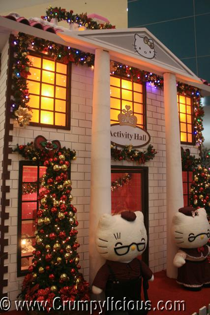 hello kitty village sm north edsa
