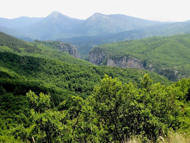 Grecia, Zagoria, garganta de Vikos