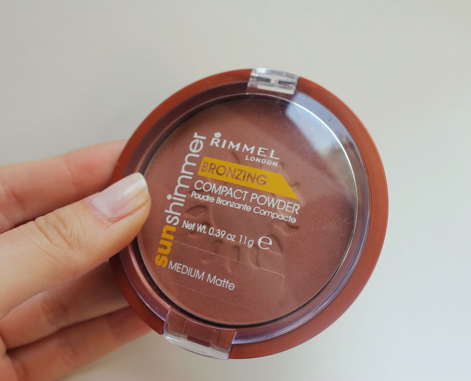 rimmel london bronzer